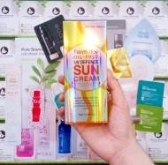 Review : Farm Stay Oil Free UV Defence Sun Cream SPF 50PA+++